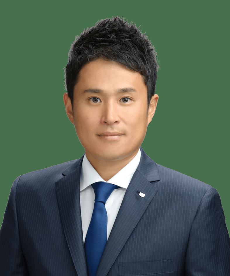 第67代理事長 久保田智也